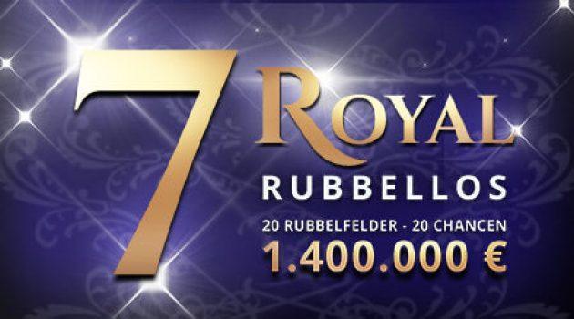 Royal 7 - Rubbellos