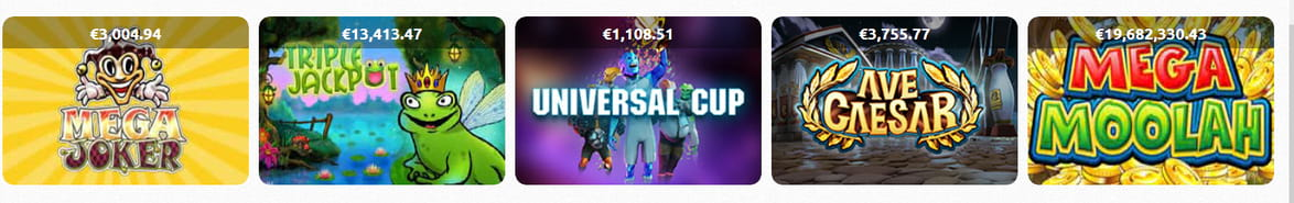 Casilando Casino Bonus Jackpot Spiele