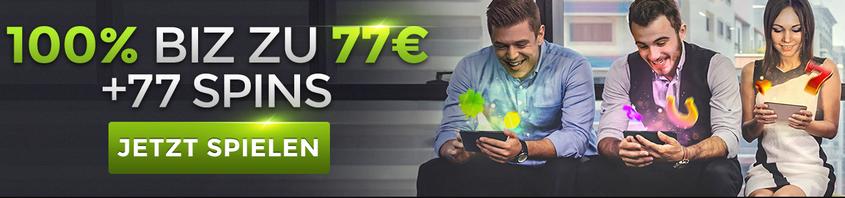 GeneratipnVIP Casino Bonus