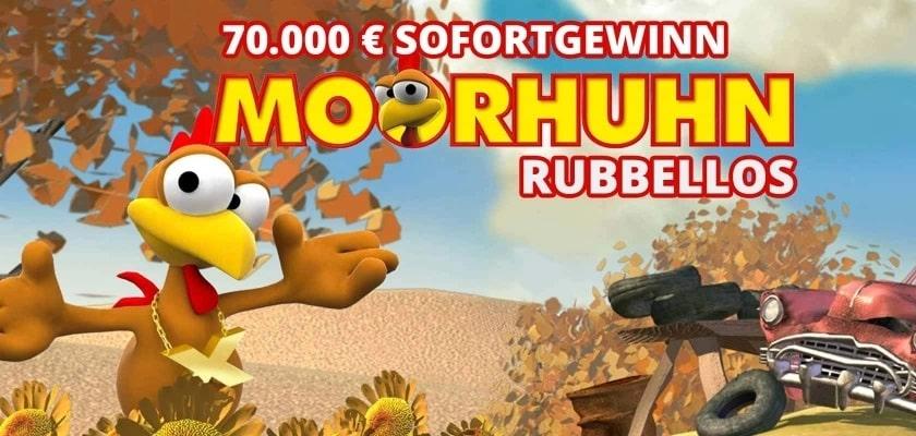 Moorhuhn – Rubbellos